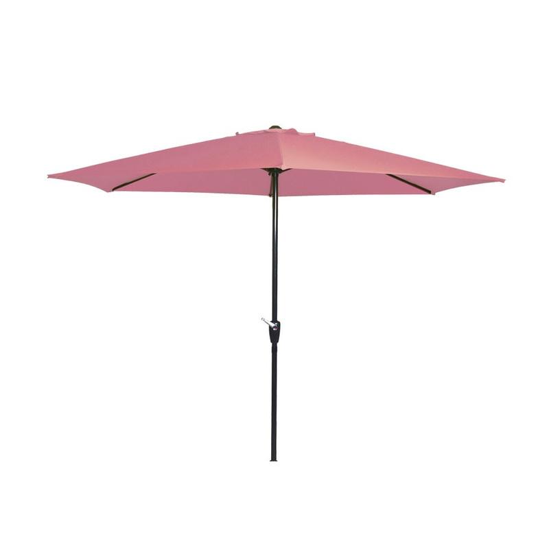 Parasol gemini - 300 cm - roze
