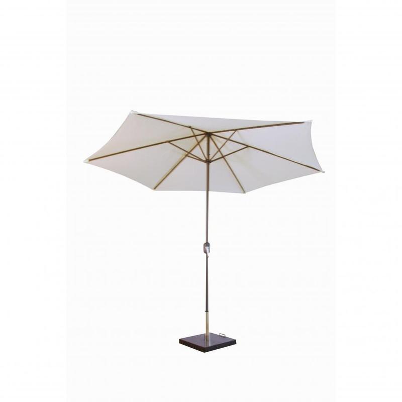 Sens-Line parasol Salou - 300 cm - ecru
