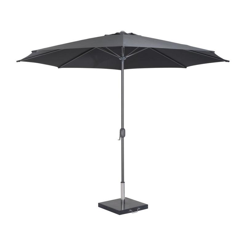 Sens-Line parasol Salou - 300 cm - antraciet