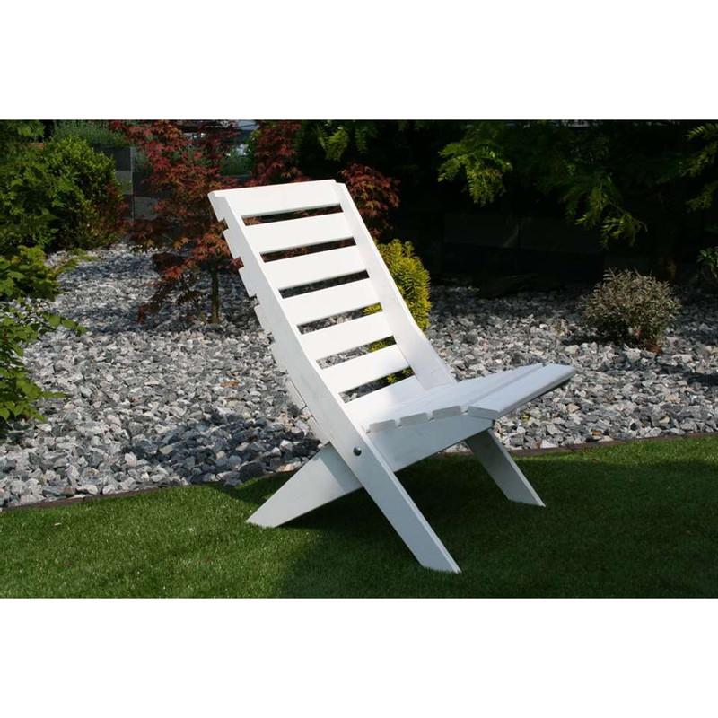 SenS-Line tuinstoel inklapbaar Sunny - wit