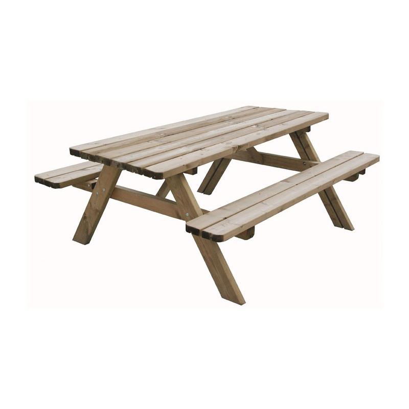 SenS-Line picknickbank Oslo - 177 cm