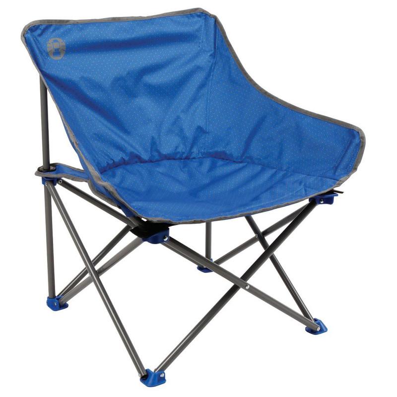 Coleman kickback stoel - blauw