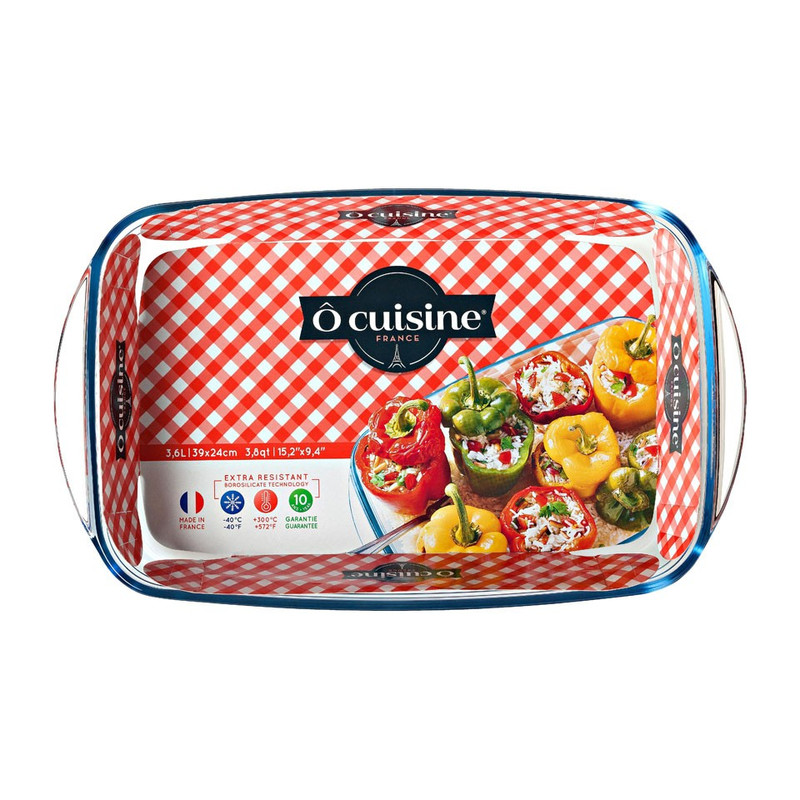 Ovenschaal Ô Cuisine - 39x24 cm