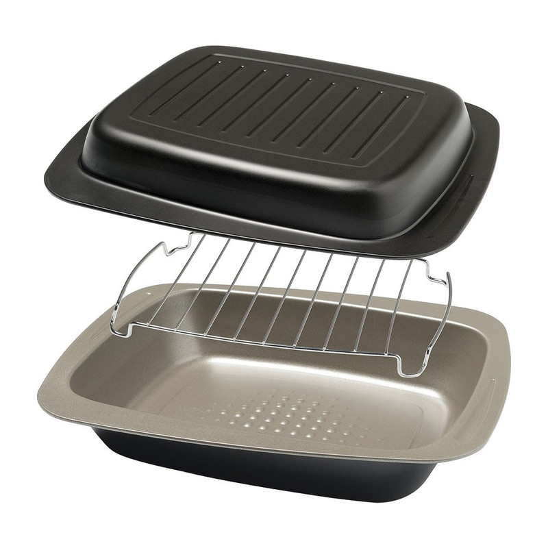 Guardini braad/grill set - 3-delig