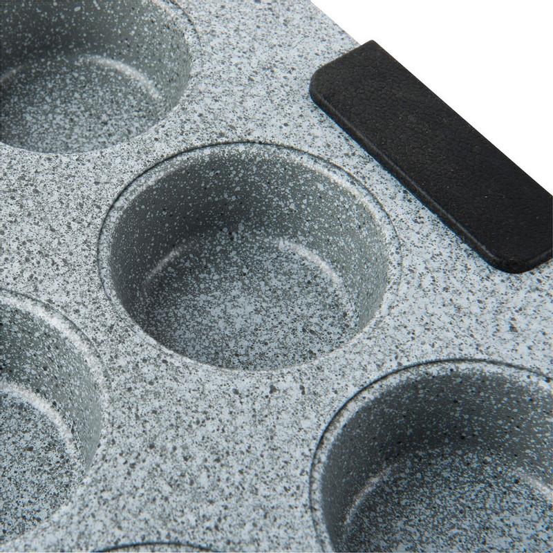 Muffinvorm met granietcoating - 12 cups