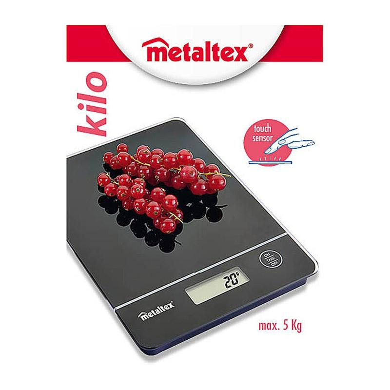 Metaltex kilo keukenweegschaal