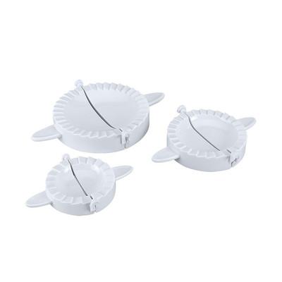 Metaltex deegvormen - 9-12-15 cm - set van 3