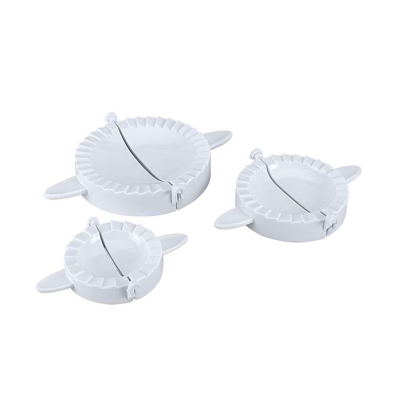 Metaltex deegvormer - 9-12-15 cm - set van 3
