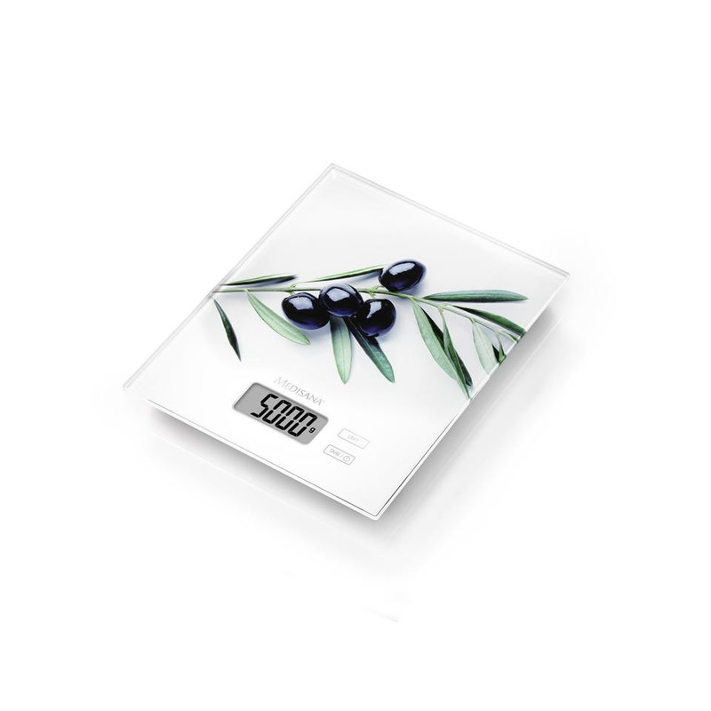 Medisana keukenweegschaal KS210 - olijfmotief