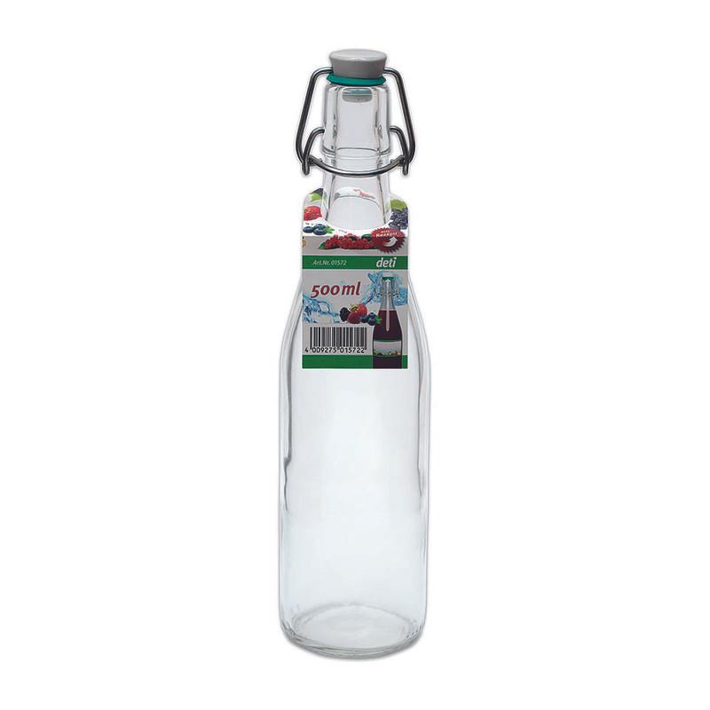 Beugelfles - 500 ml