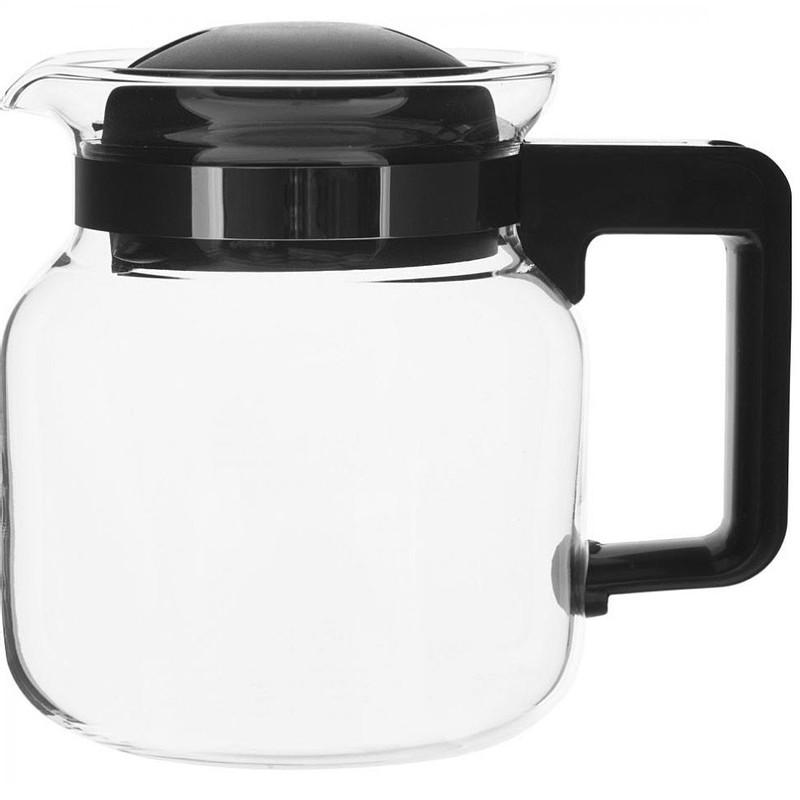 Randwyck Europa thee-/koffiepot - 0.5 liter - zwart