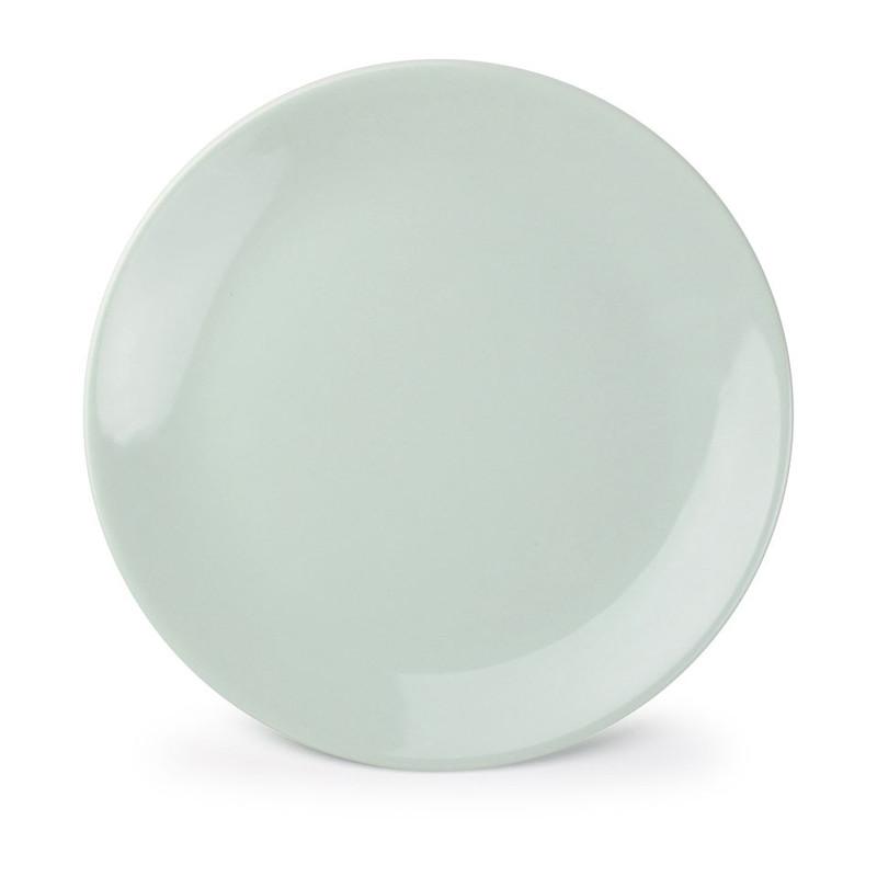 Ontbijtbord esscence - 19 cm - muntgroen