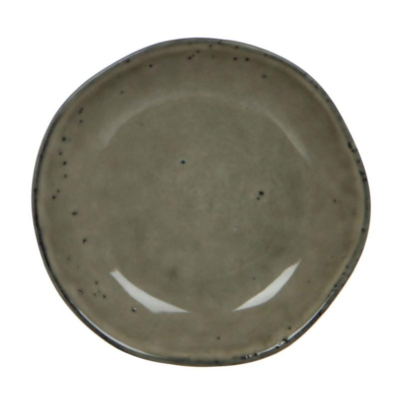 Mica gebaksbord Tabo - 14 cm - crème