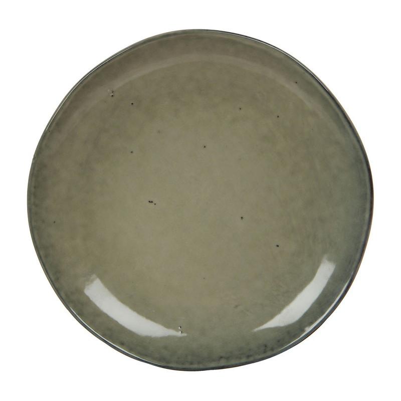 Mica bord Tabo - 26.5 cm - crème