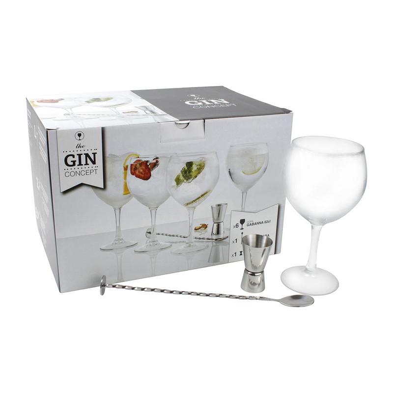 Gin concept - 8 delig