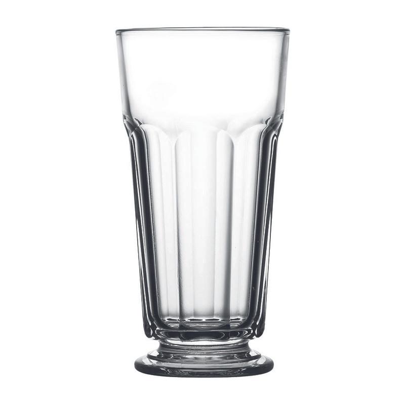 Longdrinkglas Casablanca - Op Voet - 35 cl - set van 2